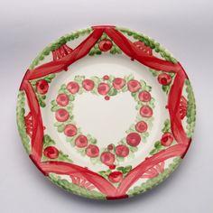 vanamo Serving Bowls, Tableware, Design, Decor, Red, Green, Tablewares, Dinnerware, Decoration