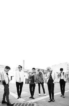 Teen Top Niel / Ricky / L.Joe / C.A.P / Chunji / Changjo