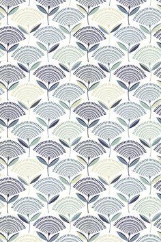 Dandelion  Colonial fabric by Prestigious