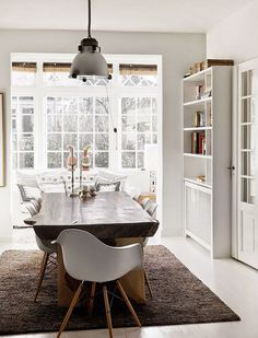 Get this look with the Teresa Dining Chair | cozy modern / sfgirlbybay | image from: http://www.sfgirlbybay.com/2014/12/15/cozy-modern/