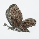 Jewelled butterfly brooch at skywithdiamonds.com.au