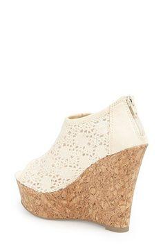 Kendall & Kylie Madden Girl 'Raaven' Wedge Sandal (Women)   Nordstrom
