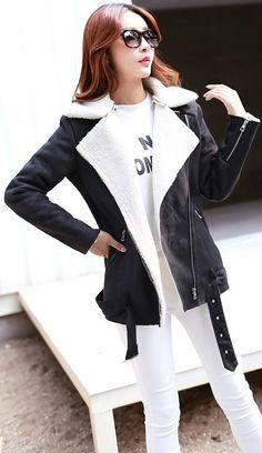 Sheepskin Winter Jacket, sheep skin jacket, jackets made of sheep skin, korean sheepskin jacket, red sheepskin, black sheepskin, zip jacket, jackets, wool jackets, #sheep leather jacket, YRB sheepskin winter, women