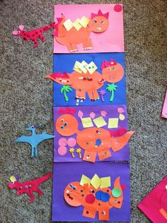 Image detail for -Happy 5th Birthday Dinosaur Themed Party | Brooks Christian Family ...