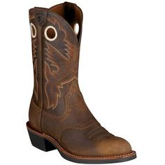Ariat Women's Heritage Rough Stock Western Boots Ariat cowgirl boots #1 fav.