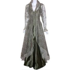 Kaat Tilley - Kaat Tilley Gown/ Coat, Personal Property of Melanie Griffith