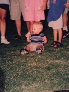I was too fat to hold as a baby so my parents just set me on the ground and gave me ice cream