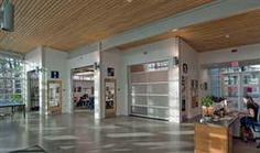 Merveilleux Interior Glass Garage Doors University Of Maine In Orono, Maine, Maine  Interior Design