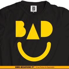 Bad sorriso t-shirt