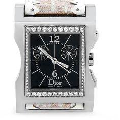 Christian Dior Ladies Diamond Watch