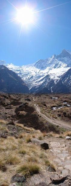 Annapurna Base Camp Trek, Nepal qingan