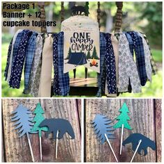 Precious Tips for Outdoor Gardens In general, almost half of the houses in the world… First Birthday Camping Theme, First Birthday Banners, Boy First Birthday, First Birthday Parties, Birthday Ideas, Happy Campers, Watermelon Birthday Parties, Birthday Highchair, Twins 1st Birthdays