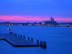 Sunrise in Venice @ my home     Copyright©GiuseppeBoscaroJr.