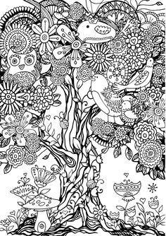 65 Best Coloring Page Images On Pinterest