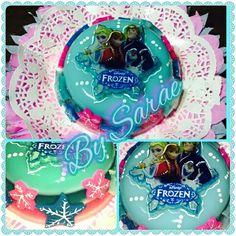 #gelatina #frozen #jelly #bysarae