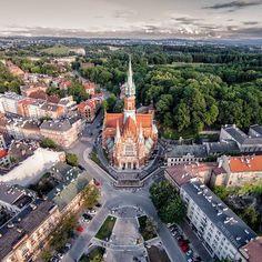 St Joseph's church Kraków Poland miwi