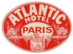 Hotel Atlantic    We love hotels!  Also see http://www.falkensteiner.com