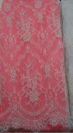Find More Lace Information about 2015 Gorgous Wedding French Lace Fabric, Off White Cord Bridal Lace Fabric 3Meter/pc Eyelash Trim,High Quality trim mix,China fabric frisbee Suppliers, Cheap trim dogs from Fashion Garment Accessories Co., Ltd on Aliexpress.com