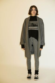 The Elder Statesman Fall 2018 Ready-to-Wear Fashion Show Collection