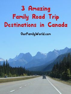 July is the perfect time for a family road trip, don't you think? Check out…