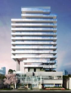 GLASS residential tower by rene gonzalez and terra group, miami, FL, USA