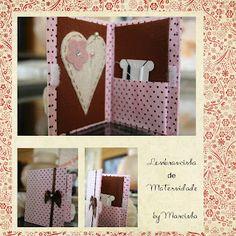 Scrapbook Always: Lembrancinha de Maternidade