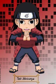 Chibi - Hokage by on DeviantArt Boruto, Naruto Shippuden Sasuke, Itachi Uchiha, Anime Naruto, Akatsuki, Kawaii, Character Description, Anime Chibi, User Profile