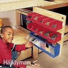 Modular Workbench | The Family Handyman