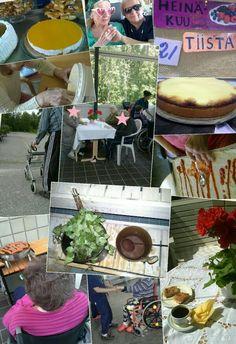 Kesä kuluu herkutellen ja nauttien! @ http://palvelukotikanerva.blogspot.fi/ #hyvaelama #yhdessa