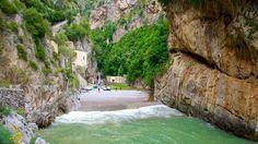Village of Furrow, Amalfi Coast, Italy