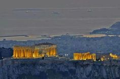 Gotta go here, for sure..The Parthenon, Athens, Greece