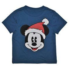 Toddler Boys' Disney T-Shirts - Blue