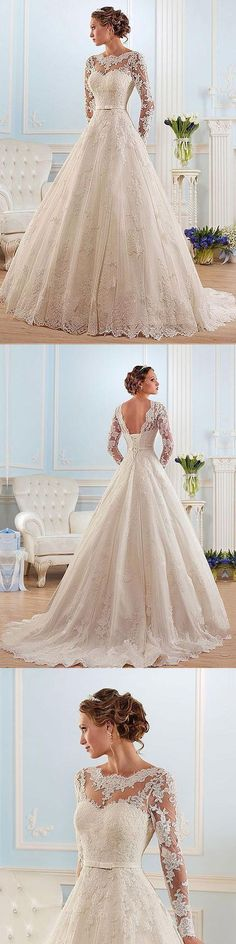 Elegant & Romantic lace look wedding Dresses / Gowns Ideas that comes in White, ivory.These Unique Vintage n Modest Fit and Flare Bride / Bridesmaid dress oufit is perfect for Rustic, Country, Indoor, Outdoor, Halloween, Bohemian / Boho, Beach, Winter, Fall Weddings reception.These Simple, Elegant, Romantic n Beautiful costumes Inspiration in with Sleeve & Sleeveless, Open Back, Backless, Strapless also have options like ball gown, mermaid, princess, open back, Boho, Plus size, A Line etc.