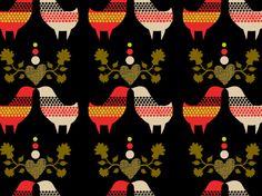 """""""effigie"""" by jjolimie  pattern scandinavian norvegian style"""