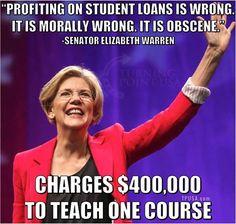 Elizabeth Warren Memes My Fellow Americans Reality Check