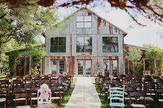 Vista West Ranch: what a unique venue!