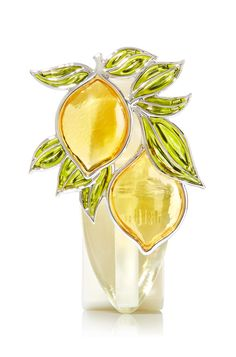 Stained Glass Lemons - Wallflowers Fragrance Plug - Bath & Body Works - Sun-soaked citrus adds a sweet stained glass moment to your home decor. Pair plug with your favorite Fragrance Refill for fragrance that welcomes you home for weeks and weeks. Grape Kitchen Decor, White Kitchen Decor, Kitchen Decor Themes, Vintage Kitchen Decor, Neutral Kitchen, Kitchen Sink, Best Home Fragrance, Home Fragrances, White Trim