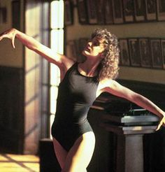 """Flashdance-""""When you give up your dream, you die."""""""