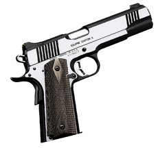 Kimber 1911 Eclipse Custom II - A full-size stainless steel 1911 available in .45 ACP or the powerful 10 mm.