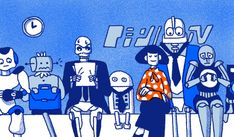 Robots vs. humans: Who will win the fight for the jobs of thefuture