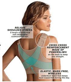 Sale Posture Corrector Bra, Posture Support, Support Bra, Athletic Tank Tops, Bra Sets, Headlight Cleaning, Closure, Eyebrow Stencil, Curls Hair