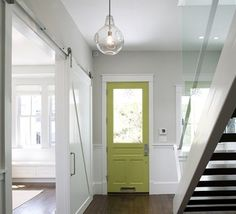 Just been thinking about this color for our house's interior accent doors....-for my front office/den redo