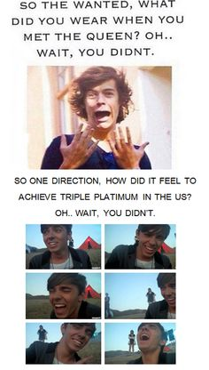 Not to hate on one direction fans, but this is pretty damn funny XD