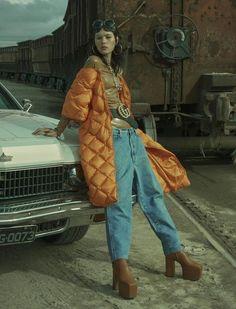 """Febre Latina"" / Vogue Brasil November 2016"