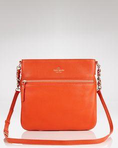 hello perfect orange bag.