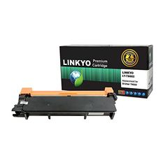 Compatible Brother TN660 TN630 Black High Yield Toner Cartridge by LINKYO - Works with Brother HL-L2340DW, HL-L2300D, MFC-L2700DW, DCP-L2540DW and HL-L2380DW Laser Printers LINKYO http://www.amazon.com/dp/B00QZ04PSM/ref=cm_sw_r_pi_dp_WsCYub0J1RVPC