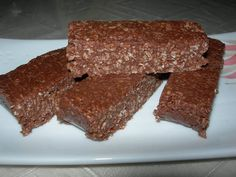 Healthy Snacks, Healthy Eating, Healthy Recipes, The Kitchen Food Network, Oat Bars, Protein Bars, Confectionery, Food Network Recipes, Meal Prep
