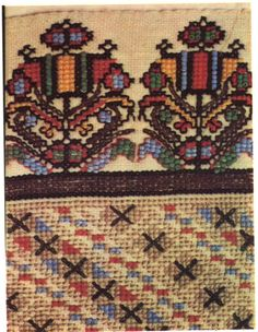 FolkCostume&Embroidery: Embroidery of Zastawna county, Cherniwtsi oblast, Bukovyna, Ukraine Cross Stitch Embroidery, Embroidery Patterns, Traditional Outfits, Types Of Shirts, Ukraine, Needlework, Bohemian Rug, Stripes, Sewing