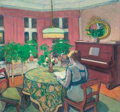 pintura de Paul Kayser