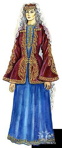 Armenian - My grandmother had a costume like this